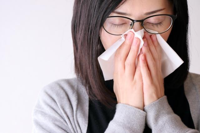 花粉症 今治 鍼灸